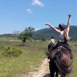 Randonnée à cheval - Ados